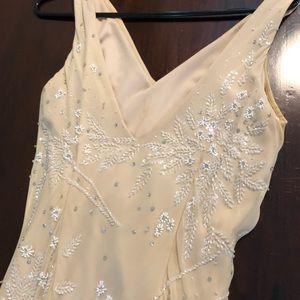 Sue Wong beaded dress. Size 6.